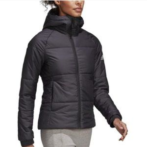 Adidas Womens Winter Quilted Puffer Jacket Coat